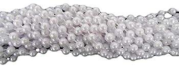 Best white mardi gras beads Reviews