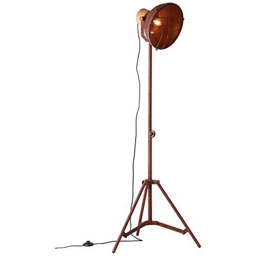 BRILLIANT lamp Emma lámpara de pie 1 luz de color óxido  1x...