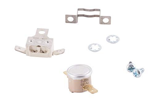 Polti Kit de soporte termostato + termofusible seguridad escoba a vapor Moppy