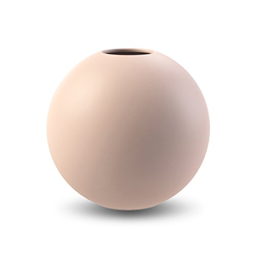 Cooee Design Ball Vase 10cm Dusty Pink
