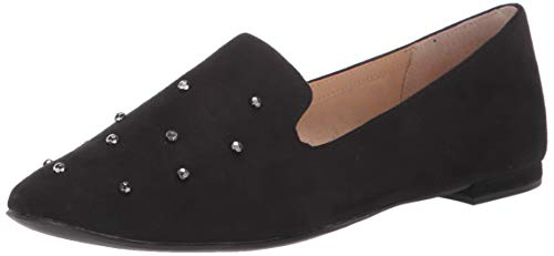 Katy Perry Women's The Allena Loafer Flat, Black, 5 M Medium US