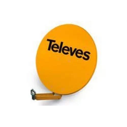 Oferta de Televes 790304 - Antena parabolica off-set aluminio disco 950 blanco