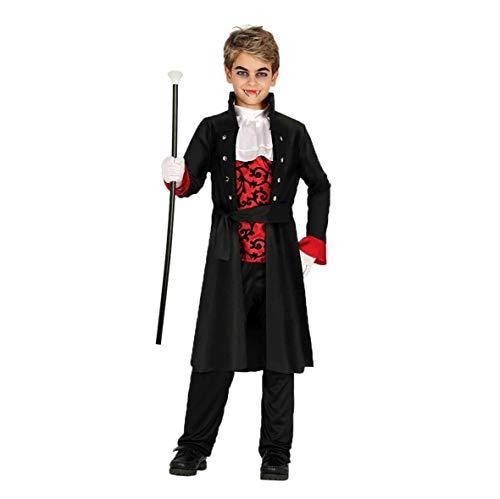 Costume VAMPIRO bambino Taglia: 5-6 anni