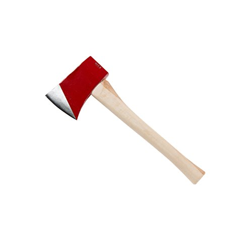 Council Tool 3.5 lb Dayton Pattern Miners Axe, 20 inch Straight Wooden Handle