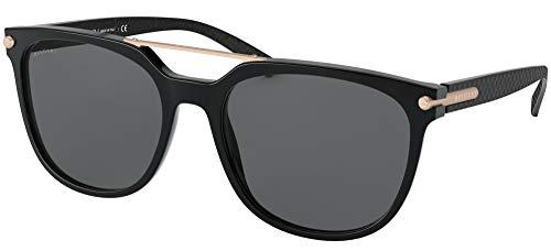 Bvlgari Gafas de Sol DIAGONO BV 7035 Black/Grey 56/18/140 hombre