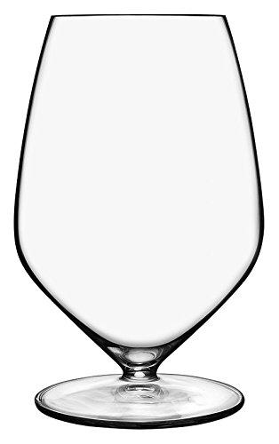 Luigi Bormioli T Cabernet/Merlot - Juego de 4 copas de vino tinto (24 oz),...
