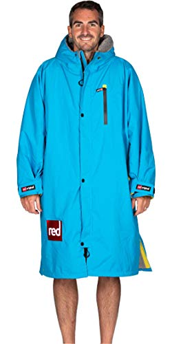 Red Paddle Co - Sup Stand Up Paddle Boarding - Chaqueta cambiante Original LS Pro Change - Azul Hawaiano - Térmico cálido