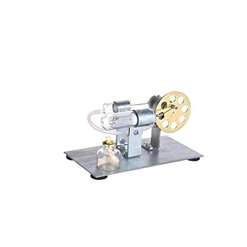 Marxways_ Heißluft Stirlingmotor Sterling Engine Motormodell Stromgenerator Modell Strom Generator Sterling Engine Kit Wissenschaft Pädagogisches Spielzeug Geburtstagsgeschenk