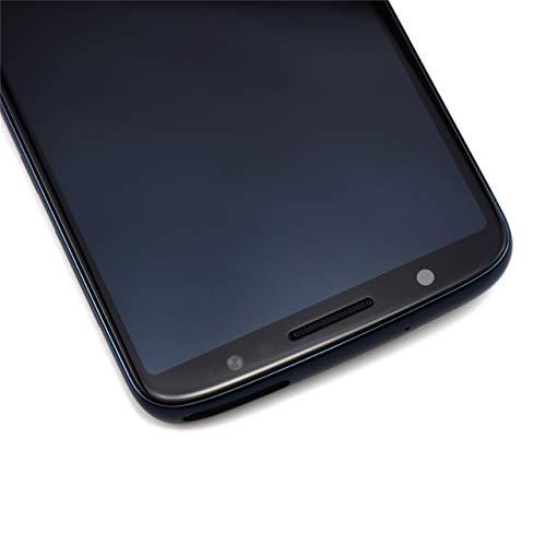 VEKIR schwarz LCD-Touchscreenizer-Bildschirm mit Rahmen anzeigen Ersatz für Motorola Moto G6