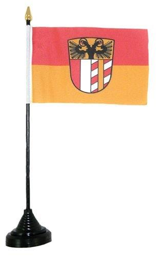 Fahne/Tischflagge Schwaben NEU 11 x 16 cm Flagge