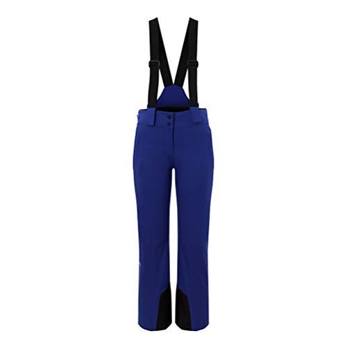 Kjus Silica Pantalones de esquí para niña, Niñas, Color 21400 into The Blue, tamaño 176