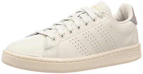 Adidas Advantage tennisschoenen voor heren, wit/wit/wit