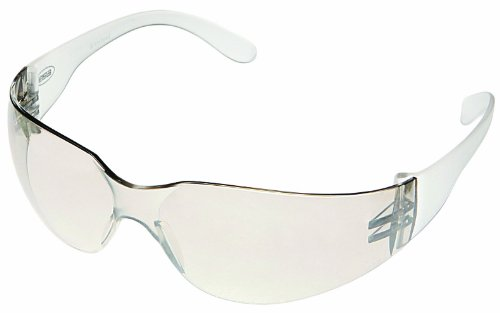 ERB 17500 Economy iProtect Safety Glasses, Clear Frame with Clear Lens