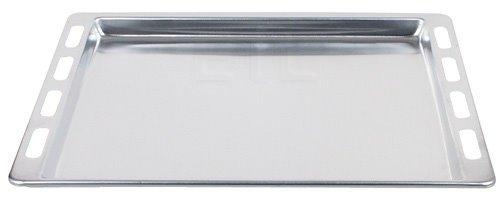 Backblech original 284742 - passend für div. Herde / Backofen Bosch Siemens Neff Constructa - 441 x 369 x 25 mm