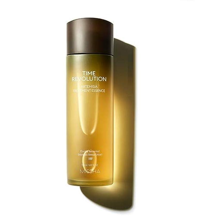 プラカードヒューズデンマークMISSHA TIME REVOLUTION Artemisia Treatment Essence 150ml ミシャ タイム レボリューション アルテミシアトリートメントエッセンス 150ml (ヨモギエッセンス) [並行輸入品]