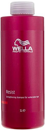 Wella Resist Strengthening Shampoo (For Vulnerable Hair) - 1000ml/33.8oz