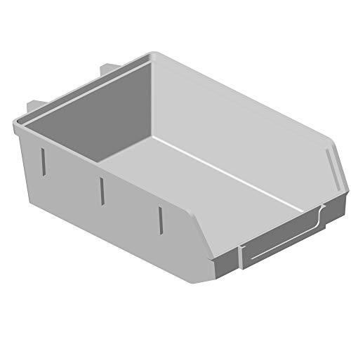 20x ELEMENT System Lochwand Minibox 90x135 H 40 weiß 11403-00004