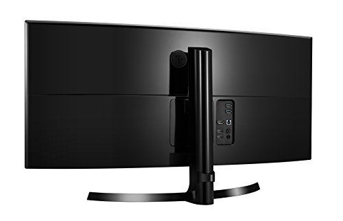 LG 34UC88-B 34-Inch 21:9 Curved UltraWide QHD IPS Monitor with USB Quick Charge
