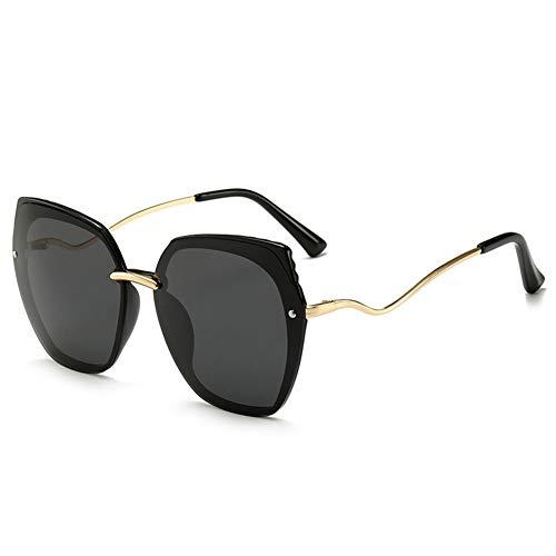 LXC Gafas de Sol ms. 2019 Nuevas Gafas de Sol Retro Moda...