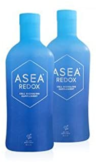 ASEA REDOX Cell Signaling Supplement (two 32oz bottles)