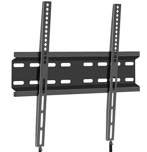 TV Wandhalterung, Fernseher Wandhalterung für 23-55zoll TV bis zu 35kg Max.VESA 400x400mm