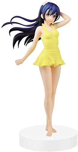 ¡Ama Vive! Figura Figurita 22 cm UMI Oda Anime Lindo Noveno Modelo Hecho a Mano Diseño Creativo Regalo para Novio Hacer