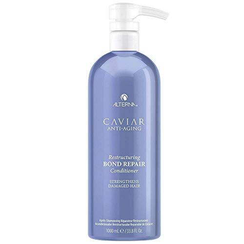Alterna Caviar Anti-Aging Restructuring Bond Repair Shampoo/Conditioner