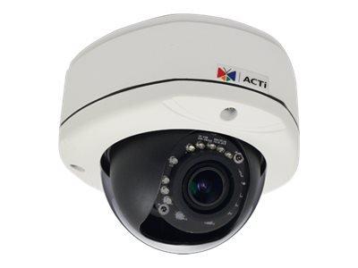 ACTi D81A-Telecamera IP, 1 Mpix, colore: bianco