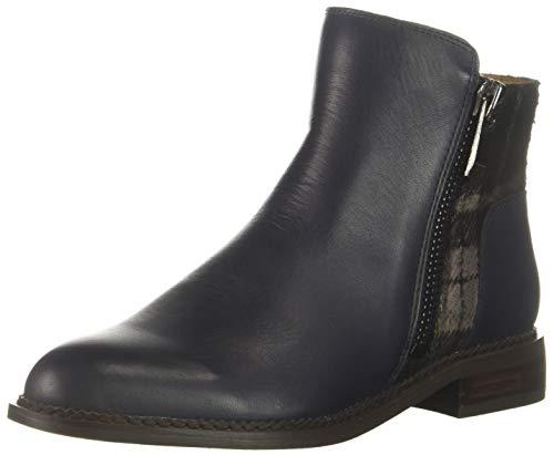 Price comparison product image Franco Sarto Women's HARMONA Ankle Boot,  Dark Blue,  8.5 M US