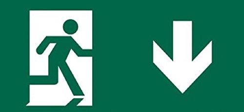 Eaton - Luz de emergencia, color verde