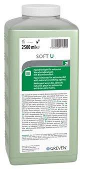 GREVEN SOFT U 2,5 ltr. Hartflasche
