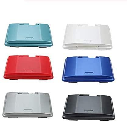 Einuz Funda protectora de repuesto para consola de juegos Nintendo DS NDS (blanco)