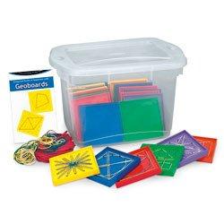 Nasco Classroom 5' Geoboard Set - Math Education Program - TB16569