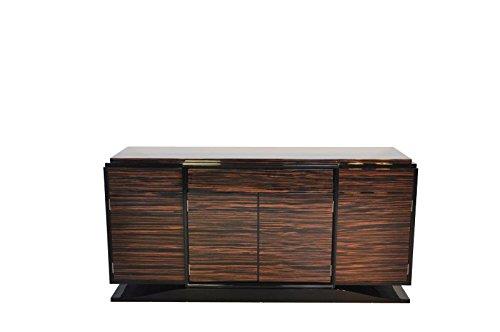 OAM Wundervolles Art Deco Makassar-Sideboard