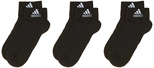 adidas Socks CUSH ANK 3PP, black/black/black, KXL, DZ9379