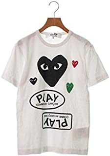 PLAY COMME des GARCONS プレイコムデギャルソン Tシャツ・カットソー レディース 【中古】