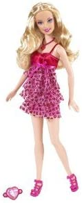 2009 Barbie New mail order Topics on TV Valentine Wishes Collectible Doll