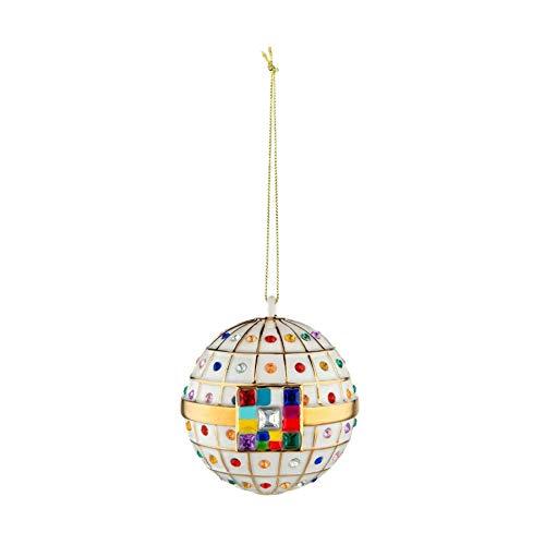 Alessi Home Ornament, porcelain, Multicolor, One size