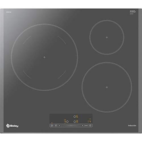 Balay 3Eb865Aq - Encimera Inducción Antrac/Bis 28 Cm