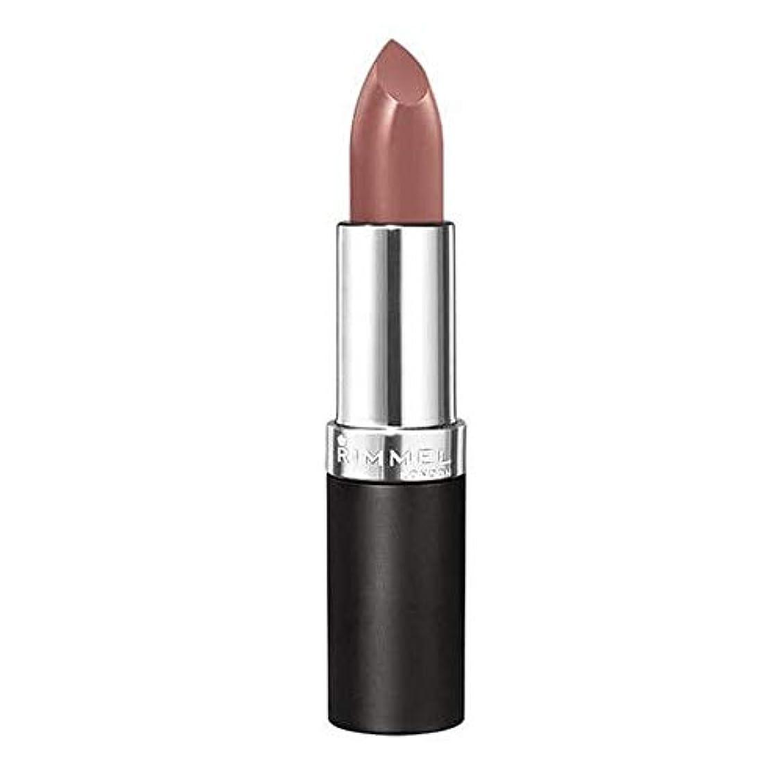 つまずく吸うポテト[Rimmel ] 仕上げの口紅を持続リンメルが汚れます - Rimmel Lasting Finish Lipstick Get Dirty [並行輸入品]