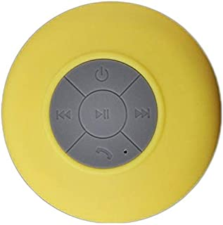 Ozone Mini HIFI Waterproof Portable Wireless Bluetooth 3.0 Speaker Shower Pool Car Handsfree Mic for Apple iPhone 6 and 6plus