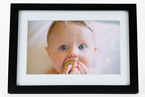 Skylight Frame - 10 Inch Wifi Digital Picture Frame, Email Photos From Anywhere, Touch Screen Display