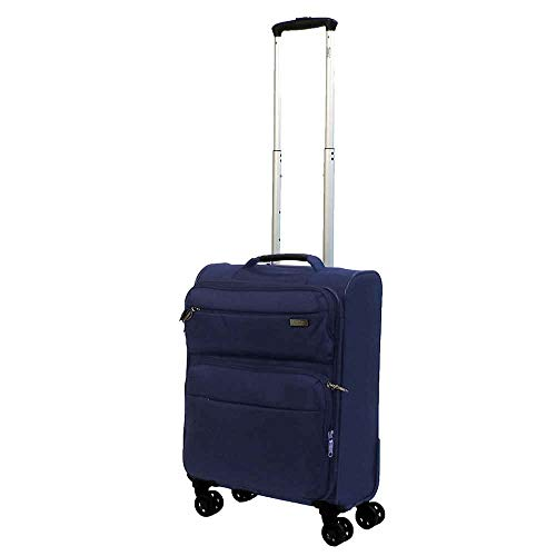 Stratic Miramar 2 Cabin Size Suitcase 4 Wheels 55 cm