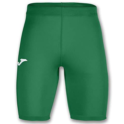 Joma Academy Pantalon Termico Caballero, Niños, Verde, 2XS-XS