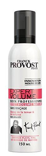 FRANCK PROVOST - Expert Volume Mousse Soin Professionnel Sans Rinçage - 150 ml