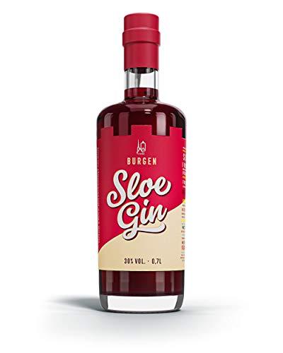Burgen Sloe Gin Liqueur 30{ec1ac75c6e6c512bdc1f817c6db7569b50ac3cc873606b13bf4923aaa6c6365f} vol. (1x 0,7l)