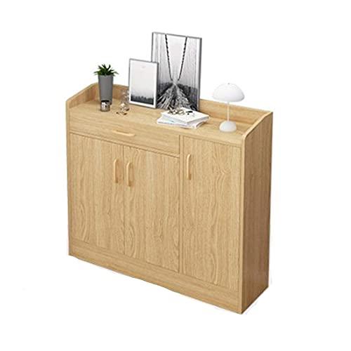 QHHALXZ Zapatero para puertas domésticas de gran capacidad para alquilar habitaciones, espacio interior, almacenamiento, zapateros, zapateros, zapateros, (color: azul, tamaño: 90 x 30 x 90 cm)
