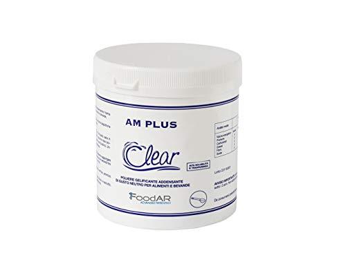Dmf Dietetic Metabolic Food Polvere Gelificante Addensante per Acqua e Bevande AM Clear - 250 g