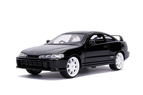 Jada kompatibel mit Honda Integra Type-R JDM Tuners 1995 schwarz Modellauto 1:24 Toys
