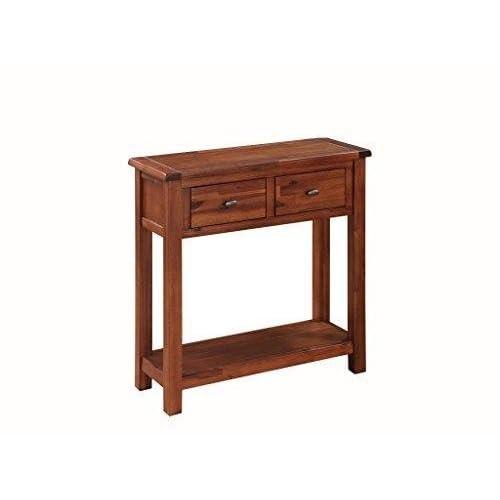 Dark Wood Console Table Amazon Co Uk